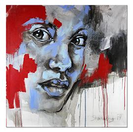 figurative acrylbilder acryl gemälde