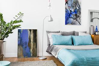 Wohnungseinrichtung Loft Möbel