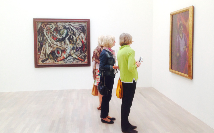 Moderne Galerie K20