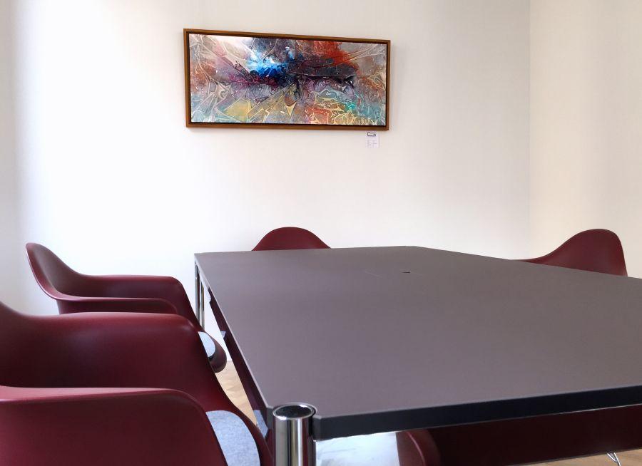 kunst mieten büro
