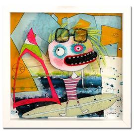 moderne Galerie abstrakte Kunst